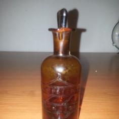 Sticlarie laborator/borcan farmaceutic sticla picuratoare 50 ml