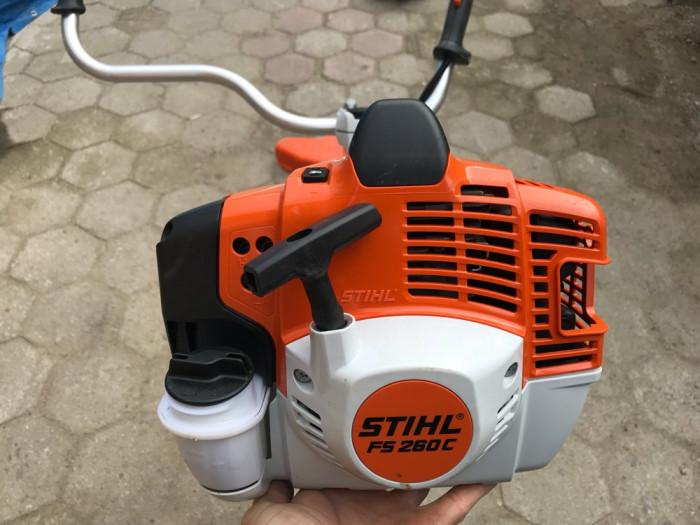 Motocositoare Stihl FS 260 C Fabricație 2018 Noua