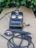 Telefon vechi, Vestitorul, fabricat in 1949