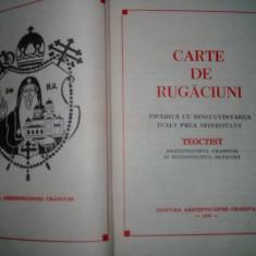 Carte de Rugaciuni veche 1976,Arhiepiscopul Craiovei,Mitropolitul Olteniei,RARA