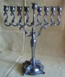 Hanuca argint alămit , Haifa / Israel