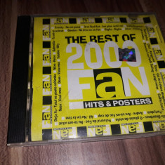 CD COLECTIE VARIOUS-THE BEST OF 2000