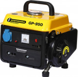 GENERATOR de curent pe BENZINA - 900W - GOSPODARUL PROFESIONIST GP-950  FOLOSIT