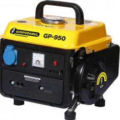 GENERATOR de curent pe BENZINA - 900W - GOSPODARUL PROFESIONIST GP-950