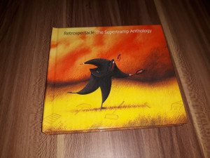 DUBLU DISC RETROSPECTACLE-THE SUPERTRAMP ANTHOLOGY RARITATE!!!!