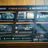 Placa video Gigabyte Aorus GeForce GTX 1060 Xtreme Edition 6GB
