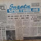 Gazeta Sporturilor anii 1990-1993 in total 150 bucati.