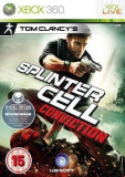 Tom Clancy's Splinter Cell - Conviction -  XBOX 360 [Second hand], Shooting, 18+, Single player