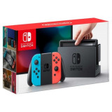 Consola Nintendo SWITCH Joy-Con Neon Red Neon Blue sigilata!