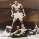 Autograf Muhammad Ali alias Cassius Clay CAPODOPERA