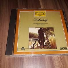 CD DEBUSSY COLECTIA LES GENIES CLASSIQUE ORIGINAL EDITIONS ATLAS