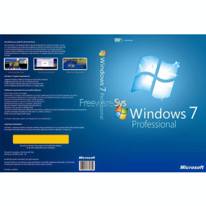 LICENȚĂ / LICENTA Windows 7 Professional + Antivirus Gratuit