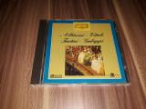 CD ALBINONI/VITALI/TARTINI/GALUPPI COLECTIA LES GENIES CLASSIQUE  EDITIONS ATLAS