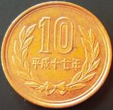 Cumpara ieftin Moneda EXOTICA 10 YEN - JAPONIA, anul 2005    *cod 1670 --- UNC!