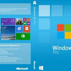 LICENȚĂ/ LICENTA Windows 8.1 PRO  + Antivirus Gratuit