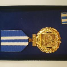 Medalie Emblema de onoare a fortelor navale