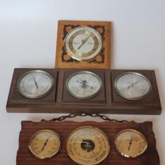 Set Barometru Termometru Higrometru de colectie