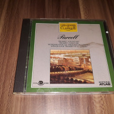 CD PURCELL COLECTIA LES GENIES CLASSIQUE ORIGINAL EDITIONS ATLAS