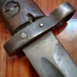 BAIONETA ZB WW2 + BIDON APA