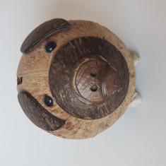 Pusculita din nuca de cocos cadoul perfect