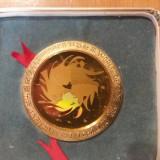 Medalie rara World Decade for Cultural, Asia