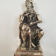 Statuie renascentista a lui Moise proiectata de Michelangelo
