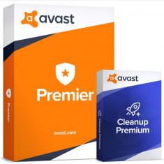LICENȚĂ / LICENTA  Antivirus AVAST Premier - 3 Dispozitive / 3 Ani