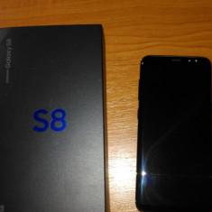Samsung Galaxy S8 Negru Single SIM, Vodafone, Smartphone