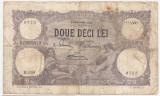 ROMANIA 20 LEI FEBRUARIE 1923 U
