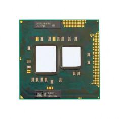 INTEL Core i3-370M SLBUK socket G1 rPGA988A (ca 380M 390M 350M 330m)