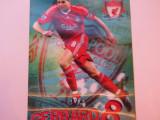 Foto - poster (3 D) - jucatorul Steven GERRARD (FC LIVERPOOL)