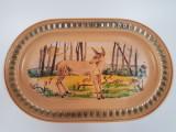 Set 8 Farfurii ceramica de colectie pictate manual