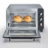 Cuptor coacere si prajire prepararea pizza, chips-uri, fripturi, 14 litri, 1200w