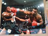Autograf Mike Tyson cu certificat de autenticitate