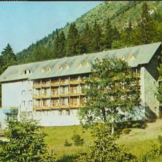 CPI B 10776 CARTE POSTALA - POIANA BRASOV. HOTEL BRADUL, Necirculata, Fotografie