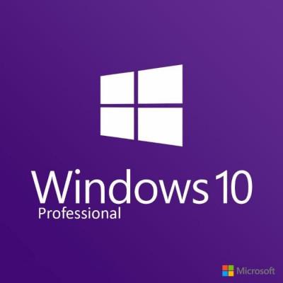 LICENȚĂ / LICENTA Windows 10 PRO / Professional + Antivirus Gratuit foto