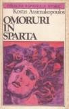 Kostas Assimakopoulos - Omoruri în Sparta