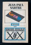 Jean-Paul Sartre - Greața, Jean-Paul Sartre
