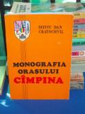 SILVIU DAN CRATOCHVIL - MONOGRAFIA ORASULUI CAMPINA , 1990