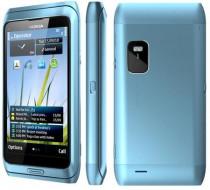Nokia E7 Argintiu
