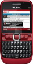 Nokia E63 Rosu