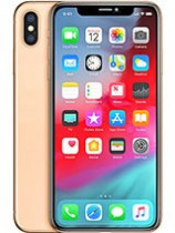 iPhone XS Max Neblocat Argintiu Single SIM