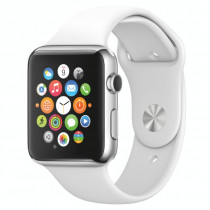 Apple Watch Apple Watch Argintiu 38mm
