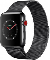 Apple Watch 8 GB Negru 38mm