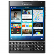 BlackBerry Passport Negru