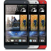 HTC One Rosu