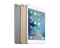 iPad Mini 4 128 GB Wi-Fi Auriu