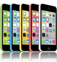 iPhone 5C Galben