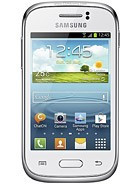 Samsung Galaxy Young Single SIM