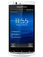 Sony Ericsson Xperia Arc S Alb